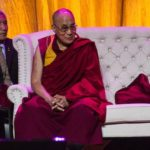 C-List Celebrities, Protestors, MC Hammer Celebrate the Dalai Lama's 80th B-Day in OC