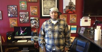 Gustavo Lopez of Lowrider Tattoo Studios on Following His Brother, Importance of Stencils