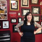 Evie Yapelli of Laguna Ink Spot & Gallery on Blackwork Tattoos and Moving from Chicago