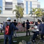 Musicians Stage Protest Show Outside Santa Ana Jail for Immigrant Detainee Omara Gomez-Aviles