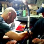 Patrick Thomas of OC Tattoo on Pet Portraits, Graphic Design, and Tattooing his Sister