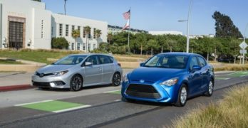 2016 Scion iA and iM Models Hug the Canyon Roads Like Much Pricier European Sportscars