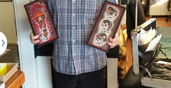 """""""Brother Greg"""" Rancourt of San Clemente Tattoo on Painting and his Advice to Young Tattooers"""
