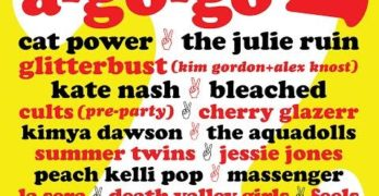 Burger A-Go-Go 2015 Lineup Announced