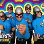 The Aquabats! Super Show! Marathon Screening at the Frida Cinema