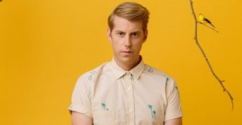 Andrew McMahon Personifies Dad Rock…In a Good Way