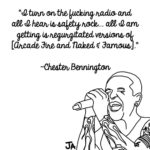 Chester Bennington Talks About STP and the Sad State of Rock