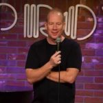 Darren Carter Proves That Good Comedy is Hereditary