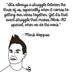 Blink-182 Reflects On Happier Times, In Illustrated Form