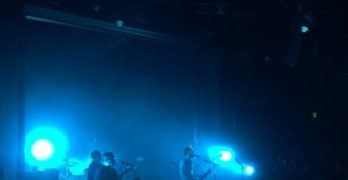 Band Of Horses Were Rusty, But Riveting at the Observatory