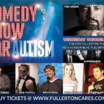 Tom Green Headlines Comedy For Autism Night at Historic Fox Fullerton Theatre