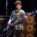 Interview With a Badass 10 Year-Old Bassist