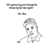 Dr. Dre Talks Legacy, In Illustrated Form