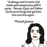 Reflections From Michael Jackson
