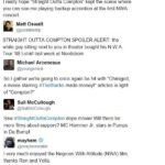 Funniest Straight Outta Compton Tweets