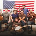 Moonsville Collective Step Into The Sun at the Long Beach Folk Revival Festival