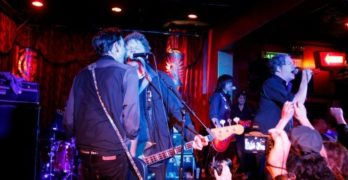 The Humpers – Alex's Bar – January 17, 2015