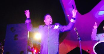 Morris Day and the Time Condensate at the Santa Monica Pier