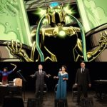 Radio Drama and Graphic Novelization Collide with Intergalactic Drama at Segerstrom
