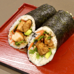 Ronin Burrito, A New Late-Night Sushi Delivery Service, Opens
