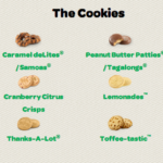 Girl Scouts Will Be Selling Three New Cookies This Year