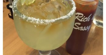 Dave's Famous Margarita at Famous Dave's, Our Drink of the Week