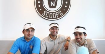 On the Line: Tauseef Razaque Of Scoops N Scoops, Part Two