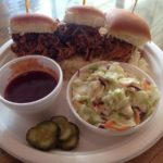 22. Pulled Pork Sliders At Big B's Barbecue
