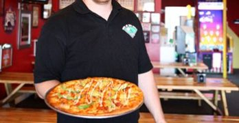 On the Line: Dan Smith of Out of the Park Pizza, Part One