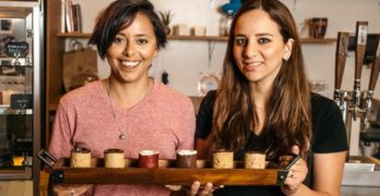 On the Line: Shahira Marei And Sally Elgamil Of The Dirty Cookie, Part One