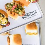 BurntZilla Represents the Union of Two Great Food Trucks, Burnt Truck and Dogzilla