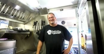 "On the Line: Jeff ""Trail Boss"" Killough Of Tri-Tip Man, Part One"