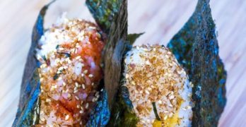 Musubiya Balls N Burgers Is OC's First Restaurant to Embrace Musubi