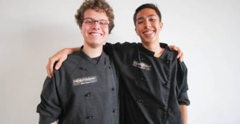 Two OCSA Students Open Pop-Up Restaurant in Costa Mesa