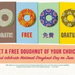 Get a Free Krispy Kreme (Or Dunkin) Doughnut This Friday for National Donut Day