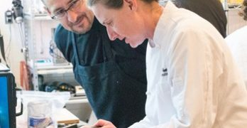 On The Line: Alison Peters Of Brio Tuscan Grille, Part One