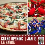 Today, Get Pay-What-You-Want Pizza in La Habra; On Sunday, It's Free