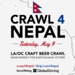 This Saturday, Drink for Nepal at a Buncha Local OC Breweries