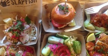 26. Protein-Style Lobster Roll at Slapfish
