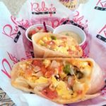 32-Cent Breakfast Burritos At Ruby's Costa Mesa Today!