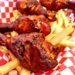 Tired of Chicken Wings? Do Buffalegs From Blake's!