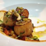 Eat This Now: Bristol Day Boat Scallops at Leatherby's Cafe Rouge