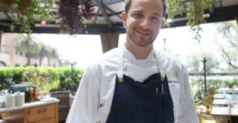 On the Line: Brent Omeste of CUCINA Enoteca, Part One