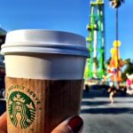 We Try It So You Don't Have To: Boysenberry Latte At Knott's Berry Farm