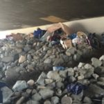 County Sweeps Try to Clear Out Santa Ana Riverbed of Homeless While Prepping for El Niño