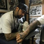 Niz Carrillo on Freehanding, Tattoo History, and His Inked Family
