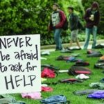 1,100 Lonely Backpacks on Campus Draw Attention to a Relevant Issue at UC Irvine