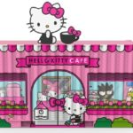 Hello Kitty Cafe's (Temporary) West Coast Location Coming To Irvine!