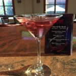 Prego Martini at Prego, Our Drink of the Week!