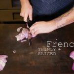 Making the Cut with Chef Jason Quinn: How to Properly Chop Vegetables [VIDEO]